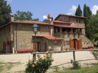 Family accommodations in Tuscany – try a Chianti Bed and Breakfast