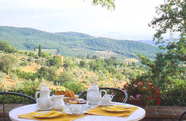 Family friendly hotel in Chianti - Hotel Villa Sangiovese