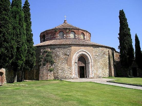 Tempio di San Michele Arcangelo in Perugia, Umbria