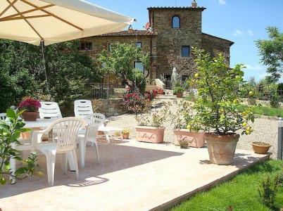 A great place to stay in Chianti for 2 to 6 persons