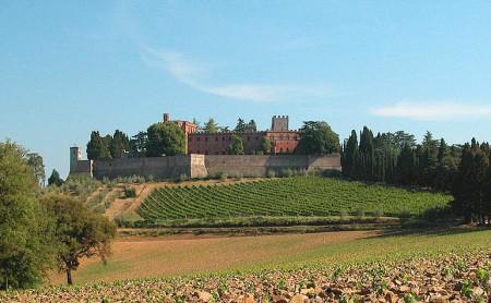 Castello di Brolio, home of modern Chianti Classico wines