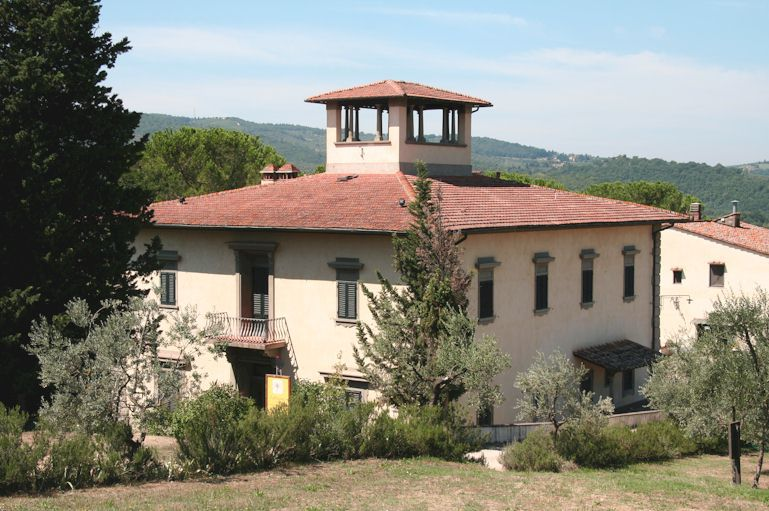 Corte di Valle - stay in a real Tuscan villa in Chianti