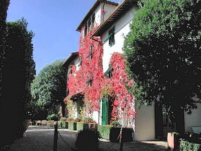 Boutique hotel in the Chianti Classico wine zone