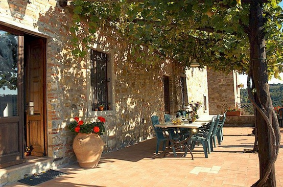 Vacation villa to rent in Tuscany