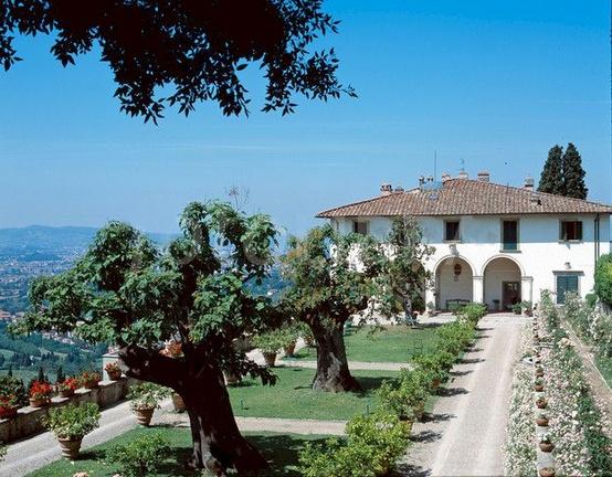 Villa Medici at Fiesole