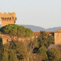 Castles of tuscany